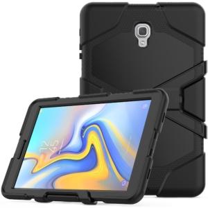 "Samsung Tab A 10.5"" heavy duty case cover black"