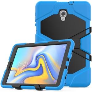 "Samsung Tab A 10.5"" heavy duty case cover blue"