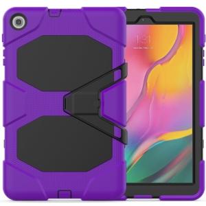 "Samsung Tab A 10.1"" 2019 full cover heavy duty case purple"