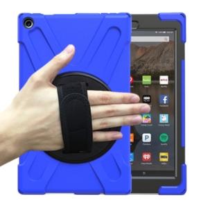 Heavy Duty Survivor Case for Kindle Fire HD 10 - Blue