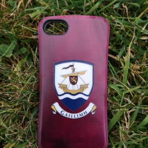 Galway Crest GAA design cover case for iphone 7 8 se 2020