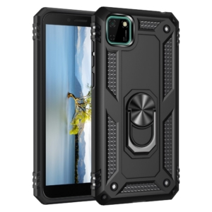 Ring Armour Cover for huawei Y5p black